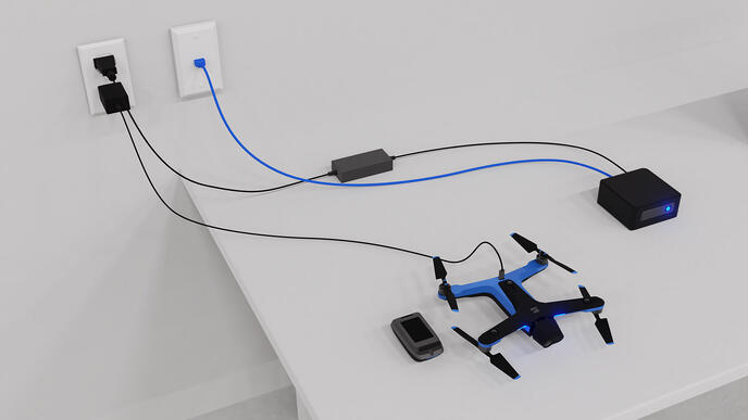 Nest-and-Drone-at-rest---Ware